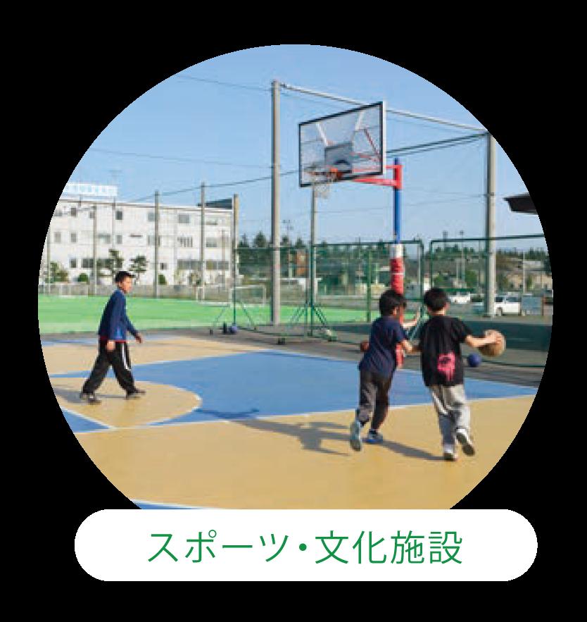 スポーツ文化施設