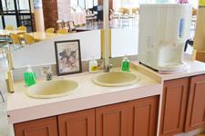 手洗い場/給水器