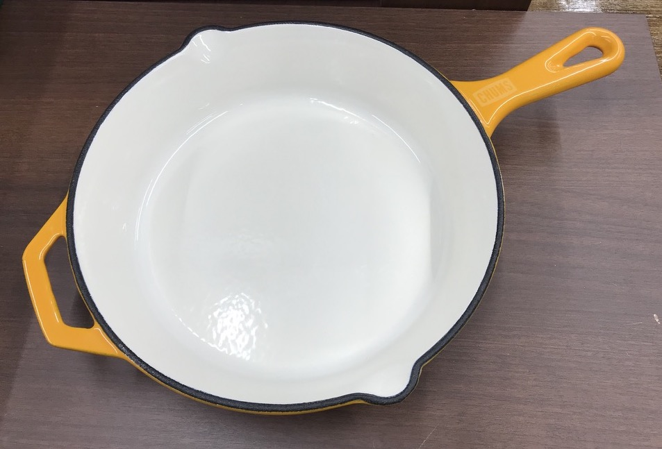 Color Skillet 10inch(CHUMS)